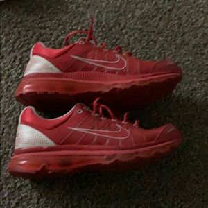 Nike Air Max 2009 'Action Red size 13